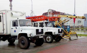 Всероссийский парад коммунальной техники 2017
