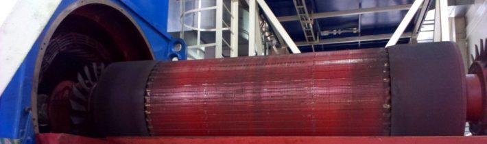 Плановый капитальный ремонт турбогенератора ТК-6-2РУХЛ3 ГТА-5 на ГТЭС-18