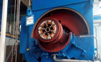 Капитальный ремонт генераторов ГТА – 3 и 4